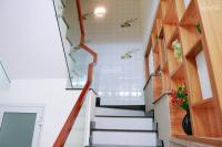 bán nhà vip 1 trệt 3 lầu mới xây nội thất đẹp 4x16m hẻm 6m cách đường gò xoài 100m