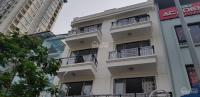 bán nhà đep 123m2 mặt tiền 8m nhà 5 tầng xây mới vị trí mặt phố phú xá tây hồ hà nội