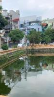 bán gấp nhà phố trường chinh khương thượng view hồ đẹp kd sầm uất ô tô tránh 75m2 mt 8m 128 tỷ
