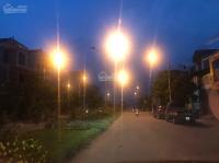 đất đấu giá phường hội hợp trục chính phố nguyễn đức cảnh đường 165m đã có sổ đỏ