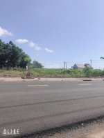 cần bán gấp lô đất mặt tiền đường lạc long quân 150m2 thổ cư 100m2 390 triệu sổ hồng riêng