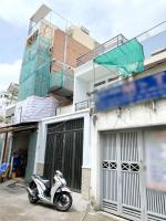 bán nhà mới vào ở ngay mặt tiền đường số 9 p4 q8