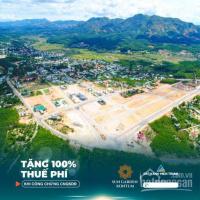 bán đất đô thị trung tâm thị trấn sa thầy sun garden kon tum chỉ từ 450 triệu