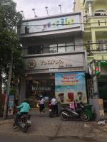 bán gấp nhà mt đường số 10 trung tâm khu phố ẩm thực q6 62x15m 2 lầu trà sữa thuê 45 triệuth
