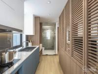 cho thuê căn hộ studio full nội thất đẹp long lanh ở bồ đề long biên 38m2 giá 6 triệu tháng