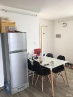 cho thuê căn hộ cc 1050 chu văn an căn góc lầu cao 77m2 2pn 2wc có nội thất lh 0908899607