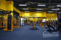 Cần thuê mặt bằng làm phòng tập chuỗi phòng tập gym. Liên hệ 0886.227.128