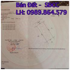 Bán đất đấu giá Nam Trung Yên, MP Vũ Phạm Hàm kéo dài, DT 104m2, MT 6.5m, LH: 0989864579