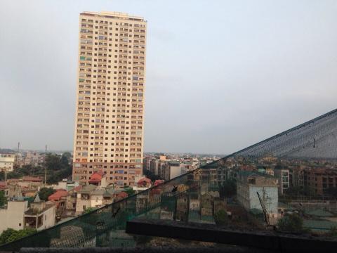 Dự án Chung cư Tabudec Plaza hiện tại đang được thi công tới tầng 13