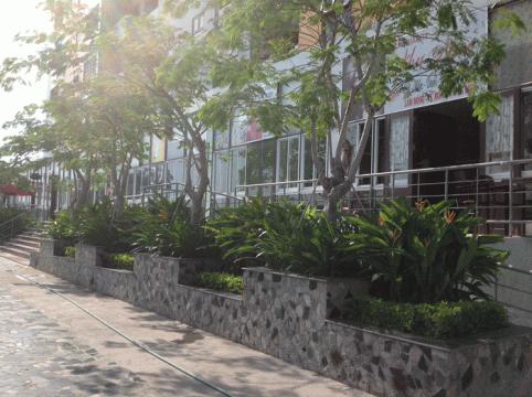 Căn hộ Tân Mai Bình Tân hiện đã hoàn thành và đi vào sử dụng, hiện cư dân sống khoảng 95%.