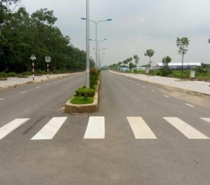 Dự án đã hoàn thiện hạ tầng