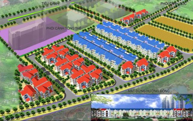 Khu nhà ở Huyền Quang 2