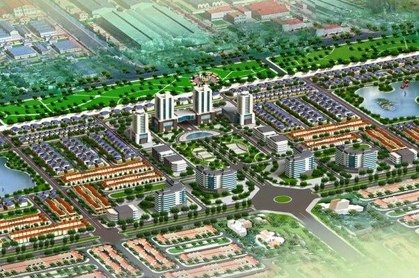 V-Green City Phố Nối