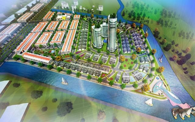 KDC Cát Tường Phú Thạnh