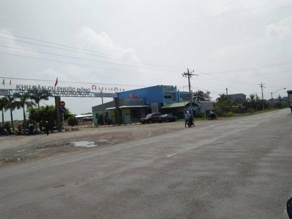 Chi tiết KĐT Cầu Cảng Phước Đông