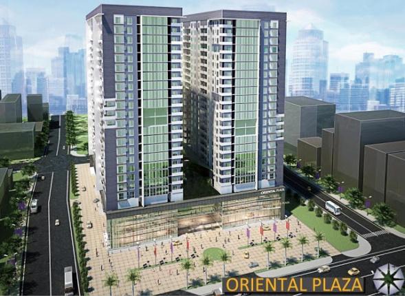Oriental Plaza