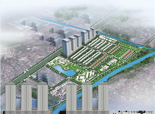 Tổng quan dự án Chung cư Đại Thanh