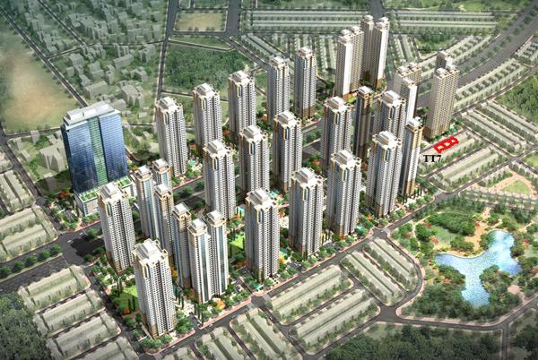 Kết quả hình ảnh cho Khu đô thị mới Văn phú