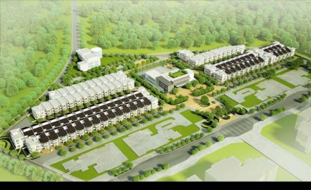 Hà Nội Garden Villa Hà Nội Garden City