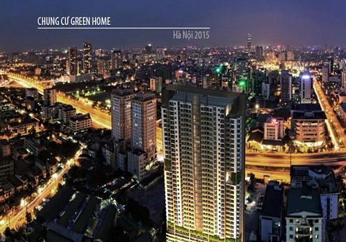 Chi tiết FLC Green Home 18 Phạm Hùng