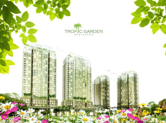Chi tiết Tropic Garden