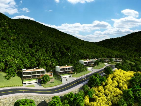 Chi tiết Nha Trang Green Hill Villa