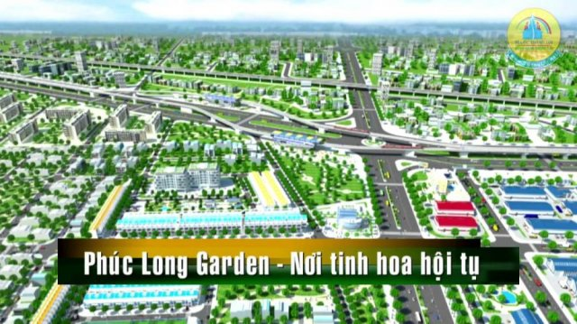 Chi tiết Phúc Long Garden
