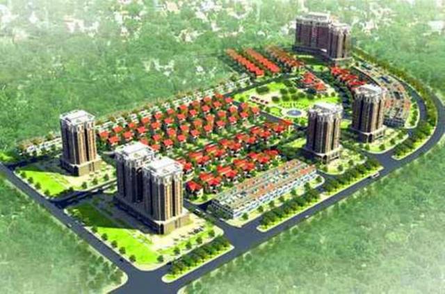 Khu đô thị Tiền Phong