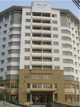 Chung cư CT6 Constrexim