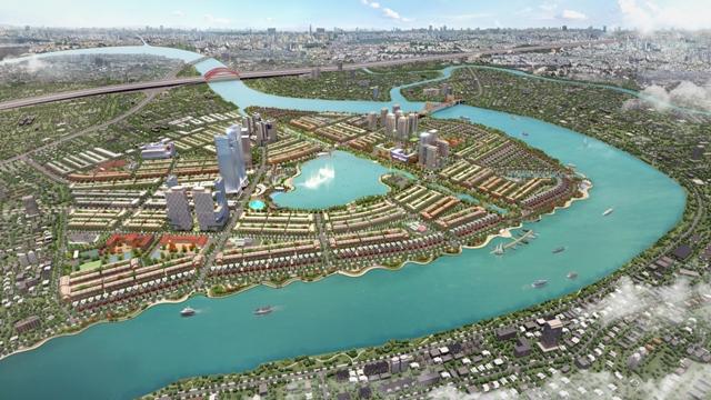 Vạn Phúc Riverside City