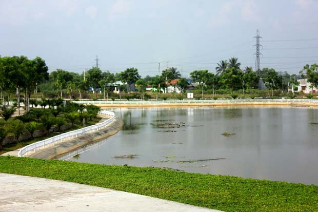Chi tiết Khu dân cư Tân Bình