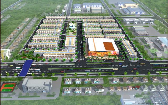 KDC thương mại Phước Thái