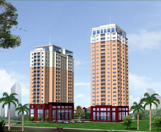 Chung cư Nàng Hương - 583 Nguyễn Trãi