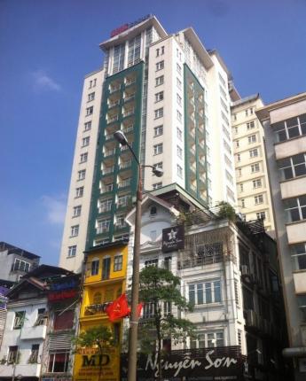 Chi tiết DMC Tower