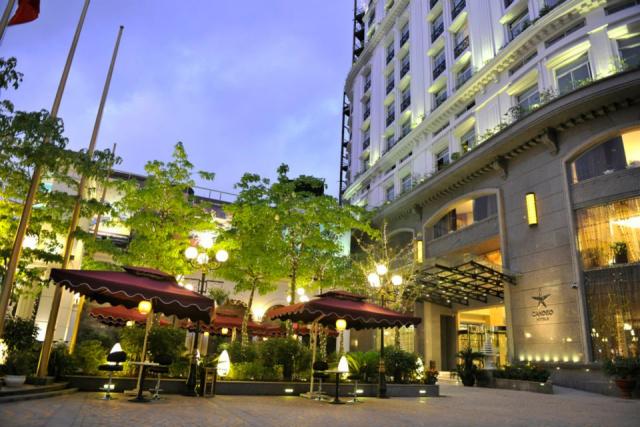 Chi tiết Candeo Hotels Hà Nội