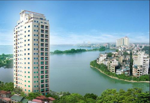 Chi tiết Skyline Tower