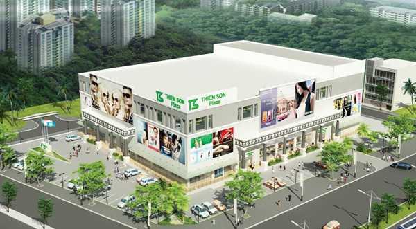 Thiên Sơn Plaza - Hồ Chí Minh