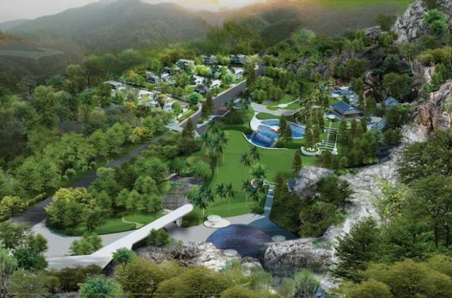 The First Villa & Resort