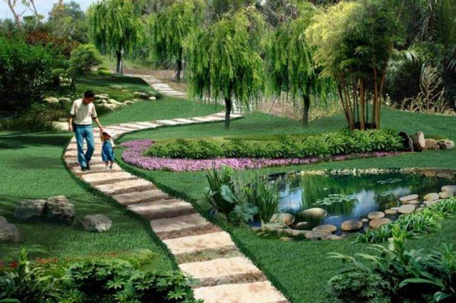 Vườn Lan