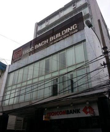 Trúc Bạch Building