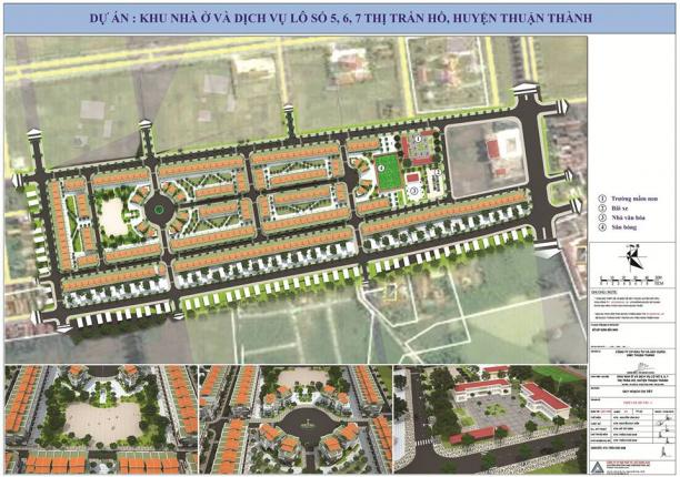 Khu đô thị DMC Thuận Thành