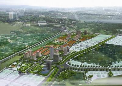 Khu đô thị mới Quế Võ