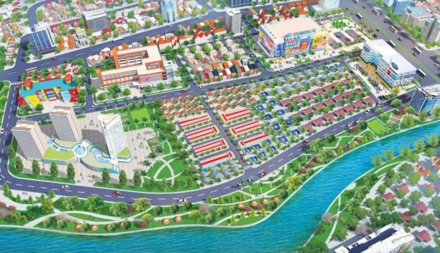 Khu dân cư Hưng Phú
