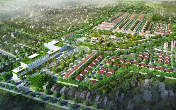 Khu đô thị Thiên Mỹ Lộc