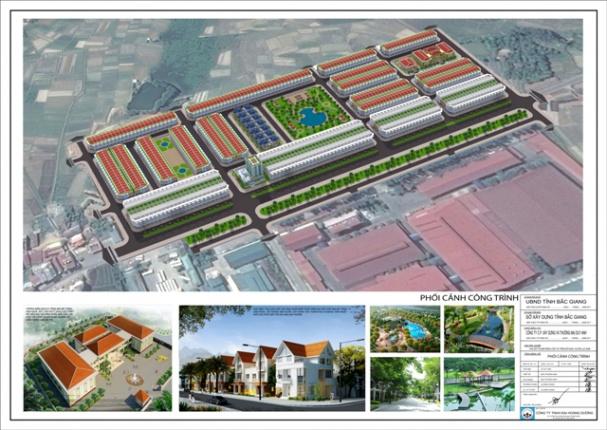 Khu đô thị mới Đồng Cửa