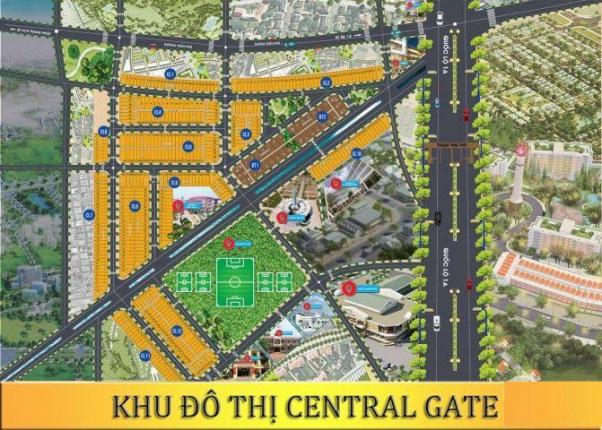Khu đô thị Central Gate