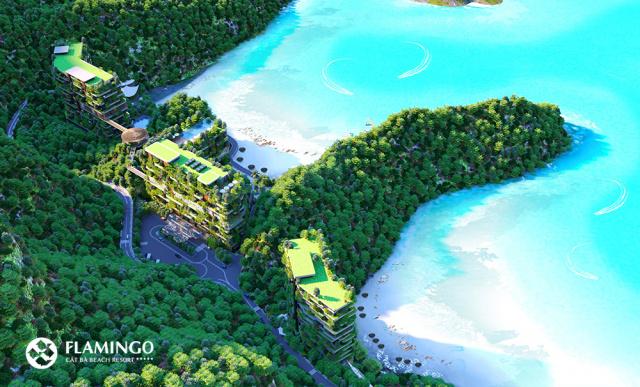 Flamingo Cat Ba Beach Resort