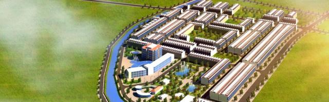 Khu đô thị Thiên Lộc