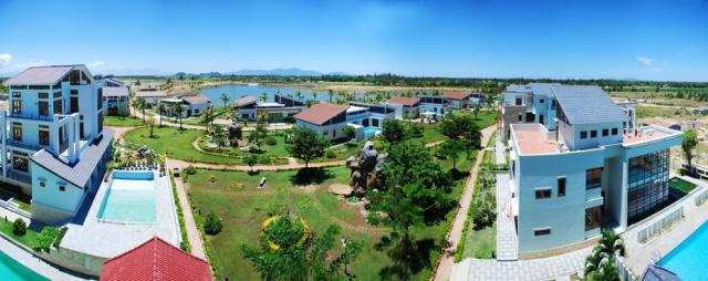 Khu đô thị Bồng Lai
