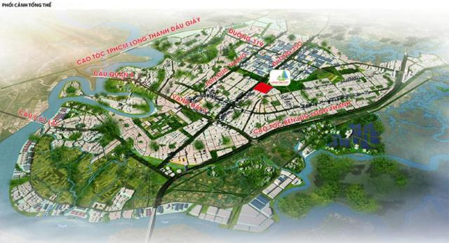 Long Tân City